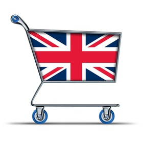 shopping in the uk